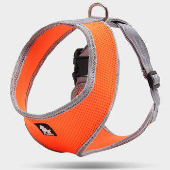 Pet Vest Collar Walking Safety Puppy Strap Clothes - XS XS