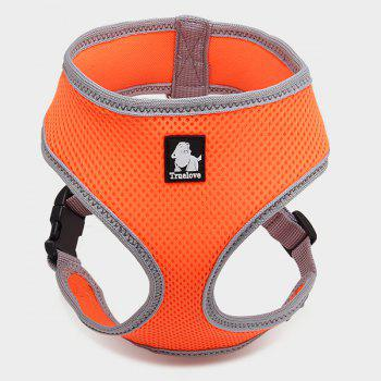Pet Vest Collar Walking Safety Puppy Strap Clothes