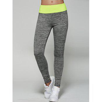 Space-Dyed Color Running Leggings