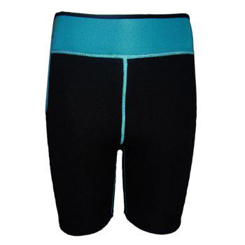 Color Block Running Sports Leggings