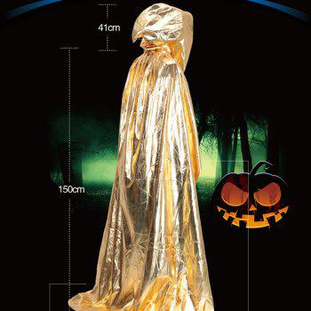Fancy Dress Halloween Wizard Cospaly Hooded Cloak