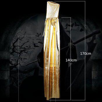 Halloween Death Cospaly Death Hooded Cloak Costume