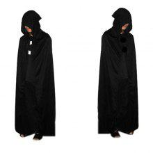 Halloween Cospaly Party Devil Hooded Cloak Costume