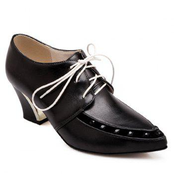 Tie Up Rivets Pumps