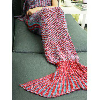 17 Off 2019 Fashionable Knitting Mermaid Tail Style