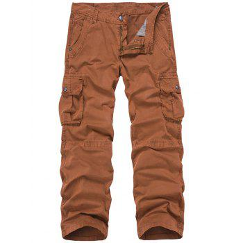 Deep Pocket Cargo Pants Cheap Casual Style Online Free Shipping at ...