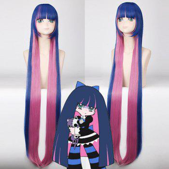 Long Full Bang Straight Cosplay Stocking Sailor Moon Synthetic Wig