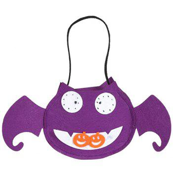 Halloween Bat Shaped Handbag