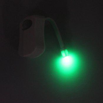 Body Induction Bathroom Eight Colors Change Toilet LED Small Night Light -  COLORMIX