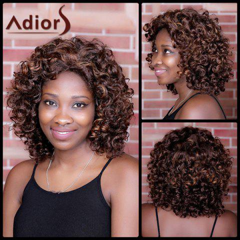 Adiors Colormix Long Curly Synthetic Wig - COLORMIX