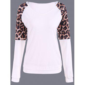 Leopard Sports Running T-Shirt