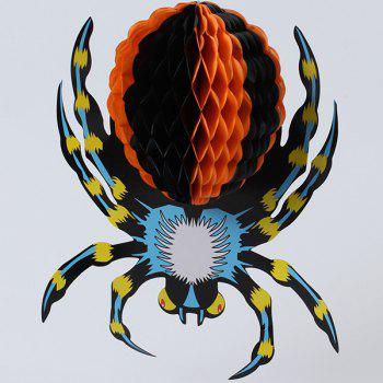 Halloween Party Supplies Paper Insect Lantern Decoration - COLORFUL COLORFUL