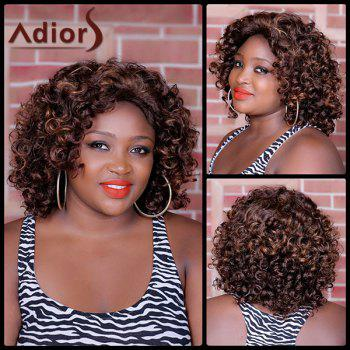 Adiors Highlight Long Curly Synthetic Wig