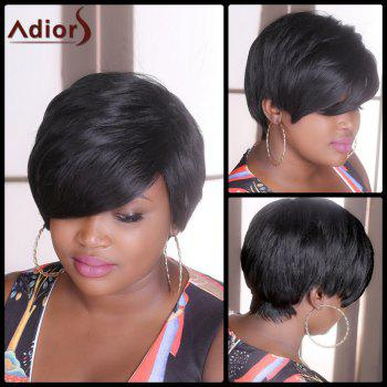 Adiors Fluffy Straight Short Synthetic Wig