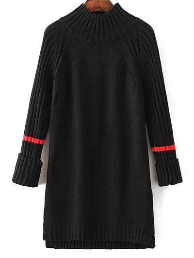 Mock Neck Side Furcal Sweater Dress 90 90 216 0707009 216 0707005 216 0683008 216 0683013 216 0683001 stencil template