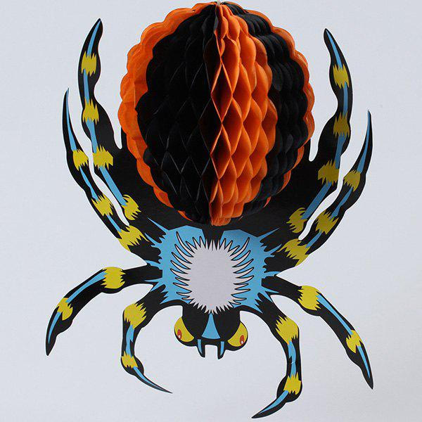 Halloween Party Supplies Paper Insect Lantern Decoration - COLORFUL