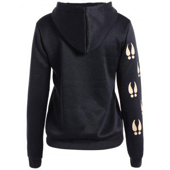 Fawn Hooded Hoodie - S S