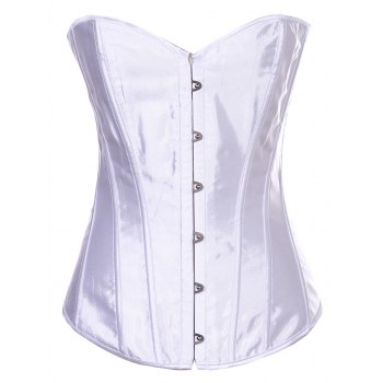 Strapless Steel Boned Corset Top