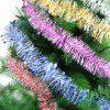 5PCS Christmas Wedding Party Decor Colorful Ribbon Rattan Supplies - COLORFUL