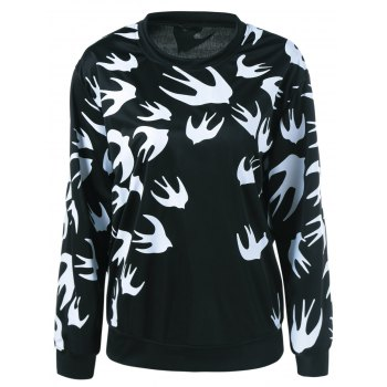 Swallow Pullover Sweatshirt
