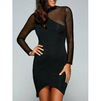 Black dress 10 32 clearance hole