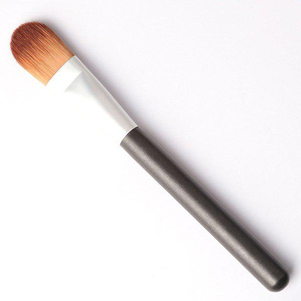 Fondation Cosmetic Fiber Brush - Noir