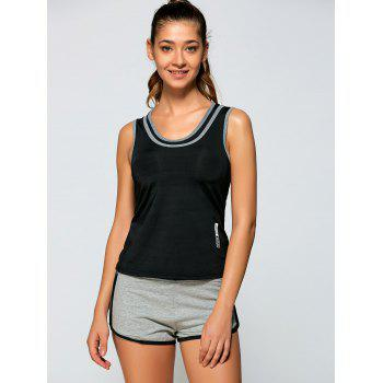 Sports Tank Top + Short Pants