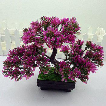 High Simulation Home Decor Artificial Bonsai Tree Plant