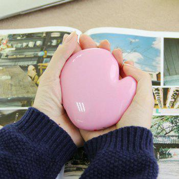 Portable USB Rechargeable Little Hand Shape Hand Warmer