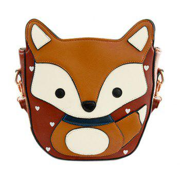 Fox Small Crossbody Bag