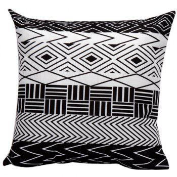 Geometrics Stripes Decorative Sofa Bed Super Soft Pillow Case