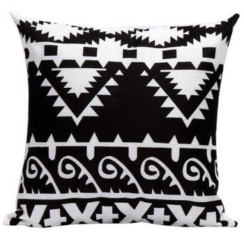 Geometrics Decorative Household Super Soft Pillow Case