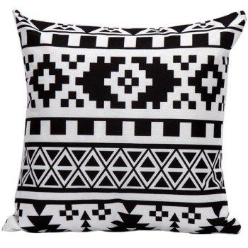 Geometrics Decorative Super Soft Household Pillow Case