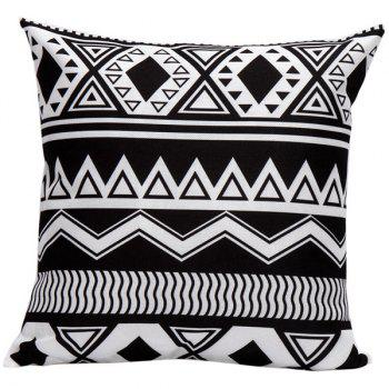 Geometrics Corrugateds Decorative Super Soft Household Pillow Case