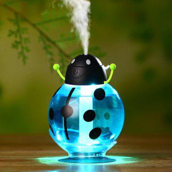 Household USB Mute Beetle Shape Diffuser Spray Fogger Humidifier