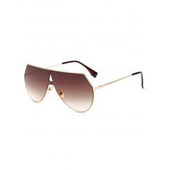 Hollow Triangle Polarized Alpina Shield Sunglasses