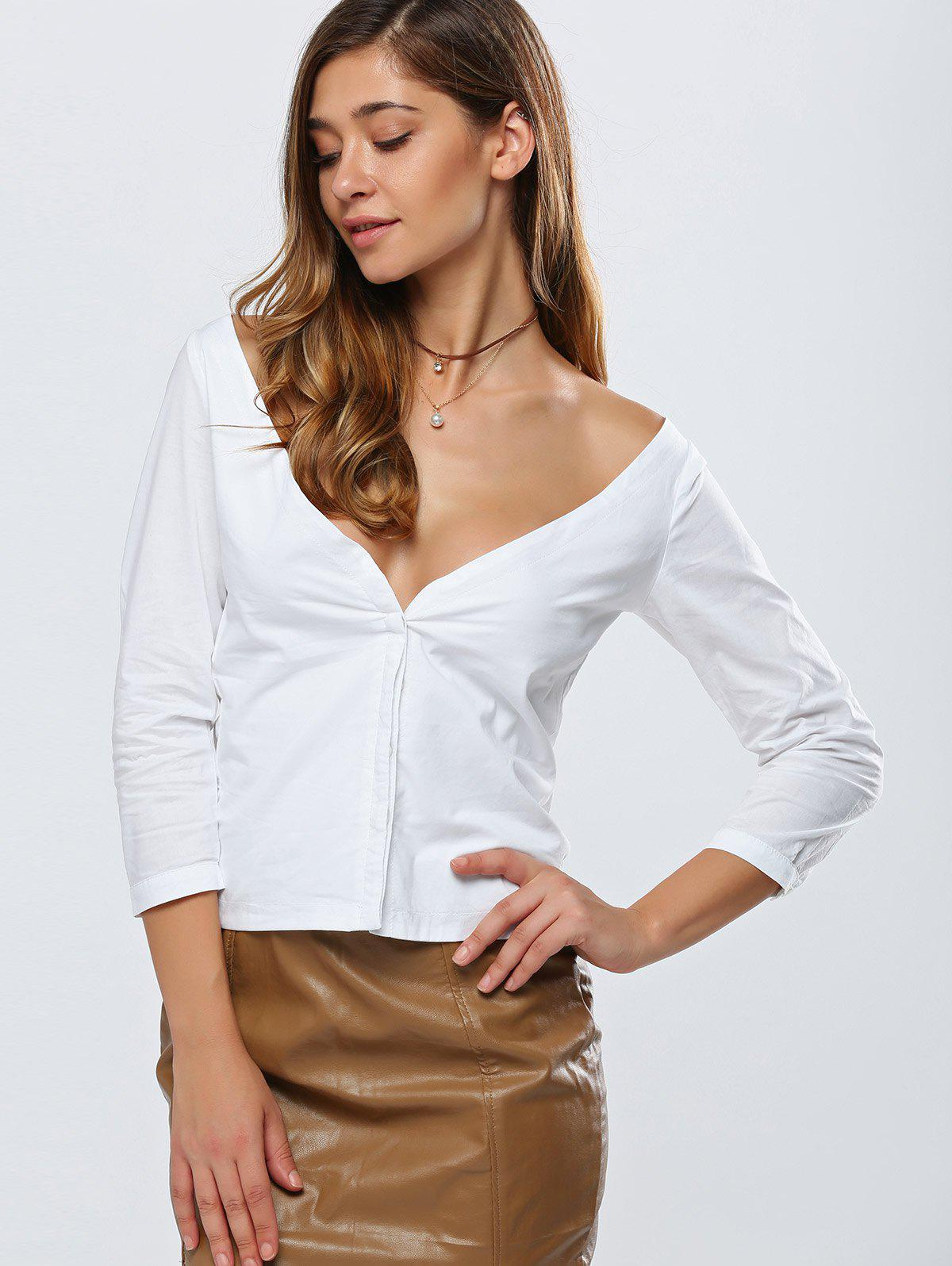 Are you looking for Very Low Cut Blouses Tbdress is a best place to buy Blouses. Here offers a fantastic collection of Very Low Cut Blouses, variety of styles, colors to suit you. All of items have the lowest price for you. So visit Tbdress now, you will have a super surprising!