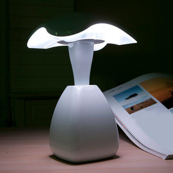 Remote Control Color Changeable Bedside LED Night LightHome<br><br><br>Color: COLORFUL
