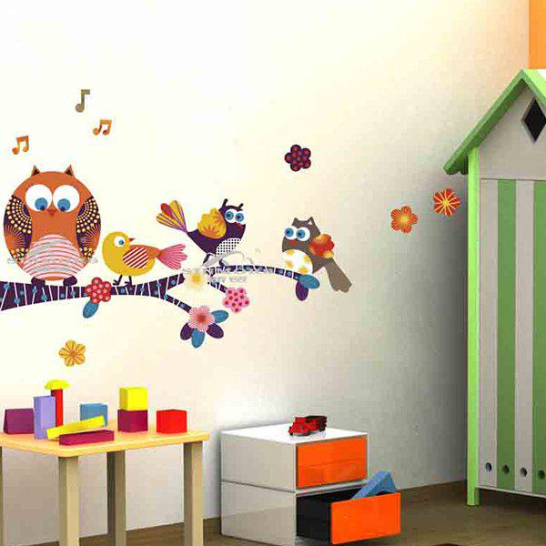 Cartoon Owl Animal Pattern Home Decor Wall Stickers global powers in the 21st century – strategy and relations