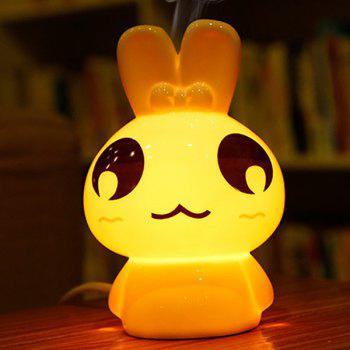 Drive Midge Essential Oil Purify Air Cartoon Ceramic TinTin Rabbit Night Light