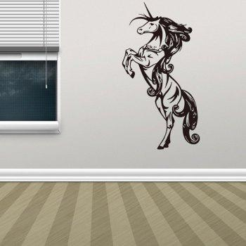 Horse Animal Removable Waterproof Room Decor Wall Stickers