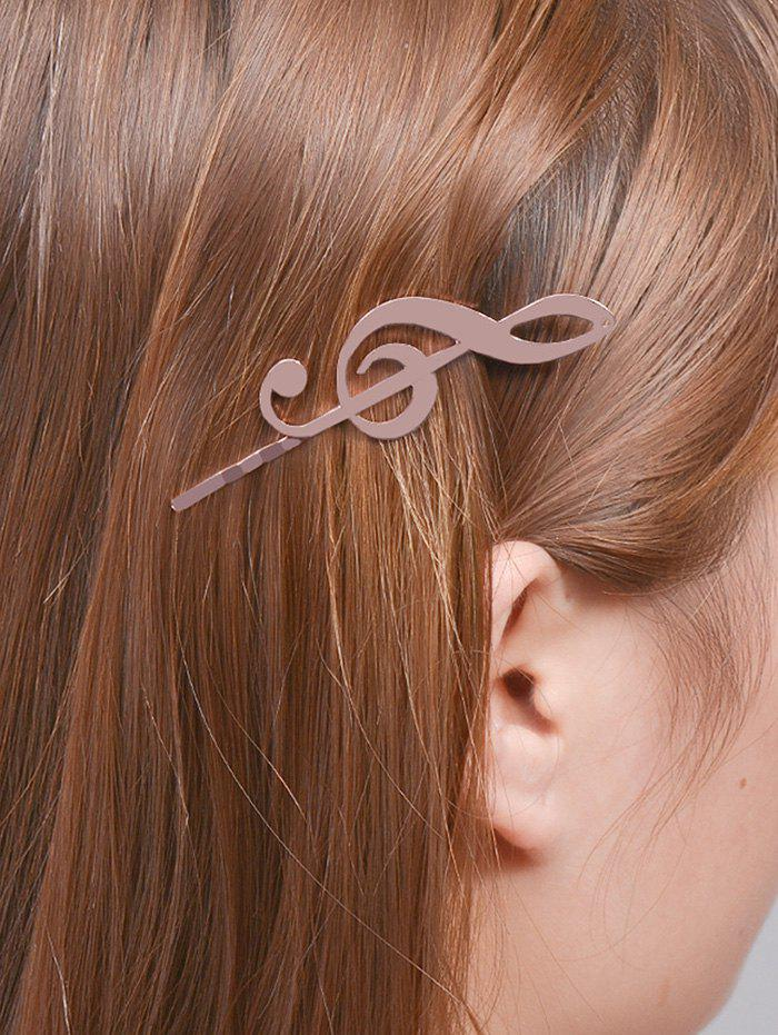 Alloy Music Note Hair Accessory newborn photography props child headband baby hair accessory baby hair accessory female child hair bands infant accessories