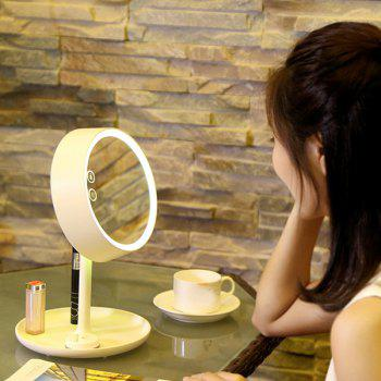 Multifunction Charging LED Make Up Home Decor Mirror Lamp