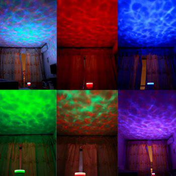 Colorful LED Starry Sky Room Atmosphere Video Projection Lamp