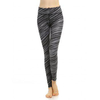High Stretchy Printed Breathable Leggings