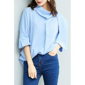 Batwing Raglan Sleeve Top