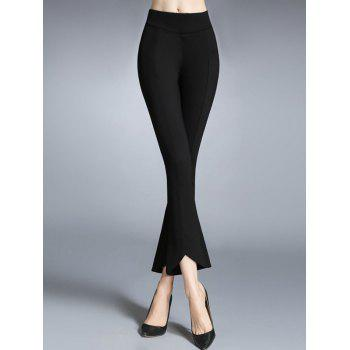 High Waist Slimming Flare Pants