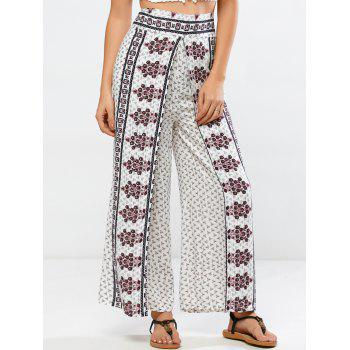 High Rise Bell Bottoms Pants