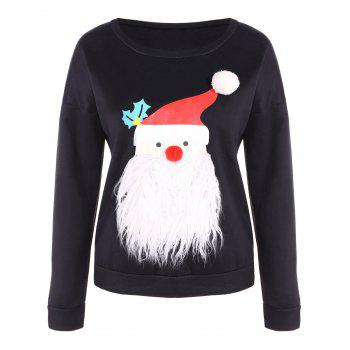 Sherpa Fleece Christmas Sweatshirt