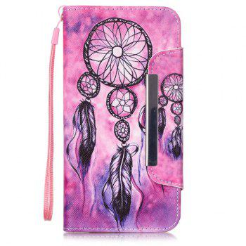 Flip Stand  Aeolian Bells Leather Wallet Design Case For iPhone 6S Plus